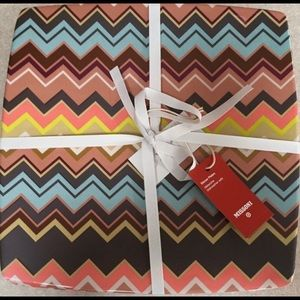 NWT Set of 4 Missoni for Target plates-